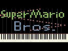 Super Mario Bros. Medley - IMPOSSIBLE REMIX - YouTube