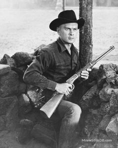 The Magnificent Seven - Publicity still of Yul Brynner