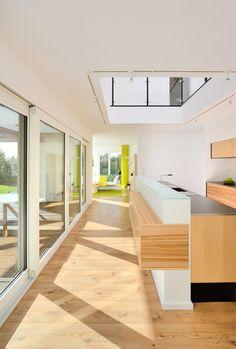 Keitel Haus, Küchen Design, House Design, Bad, House Plans, Divider, Loft, How To Plan, Furniture