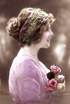 Simple Victorian Hairstyles