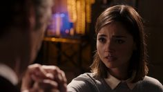 """Doctor Who Recap: Season Episode """"Face the Raven"""" Doctor Who Season 9, Doctor Who Series 9, Doctor Who Clara, 12th Doctor, Doctor Who Tattoos, Clara Oswald, Singles Online, Online Dating Profile, Romantic Picnics"""