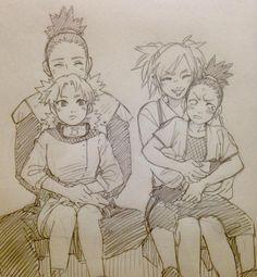 anime, shikatema, and art Bild