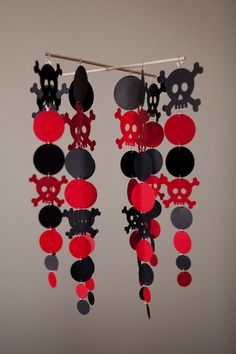 Red and Black Skulls Mobile by LilSproutCreations on Etsy, $35.00    http://www.etsy.com/listing/79443132/red-and-black-skulls-mobile?ref=sr_gallery_30_search_query=red+baby+mobile_view_type=gallery_ship_to=US_page=8_search_type=all