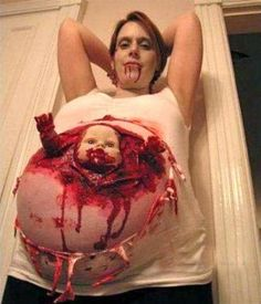 Halloween Costumes For Pregnant Women