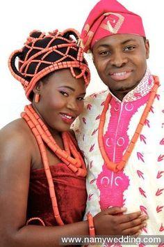 Inter-tribal Marriage...Edo(bride) meet Yoruba(groom)