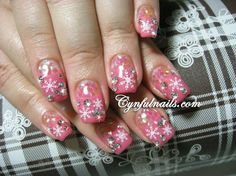 Princess nails!    Cynful Nails: Acrylic Nails