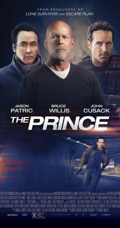 The Prince on DVD October 2014 starring Jessica Lowndes, Jason Patric, Bruce Willis, John Cusack. Jason Patric, Bruce Willis and John Cusack face off in this action-packed thriller. A retired assassin is drawn back into the life he gave u Jason Patric, Prince Film, Bruce Willis, Movies 2014, New Movies, Movies And Tv Shows, Watch Movies, Film 2014, Los Angeles