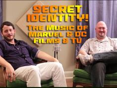 Secret Identity: Covering The Music of Marvel & DC film & TV by Brian Ibbott  -  The Andrew Allen Trio is following up successful Star Trek and video game cover albums with covers of the music of Marvel & DC comics!