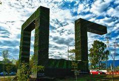 VERDMX's Soaring Vertical Gardens Clean Mexico City's Air