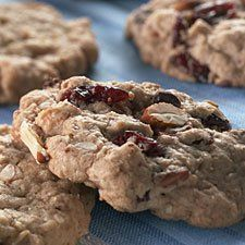 Cranberry-Raisin Oatmeal Cookies – oats and whole wheat play wonderfully well together.
