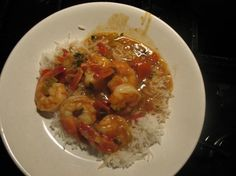 Emeril's Shrimp Etouffee. Photo by Chicagoland Chef du Jour