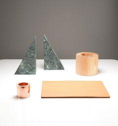 Desk Set by Daniel Emma for Field