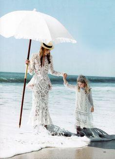 Patrick Demarchelier / Vogue US November 2011.