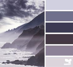 stormy hues by Design Seeds