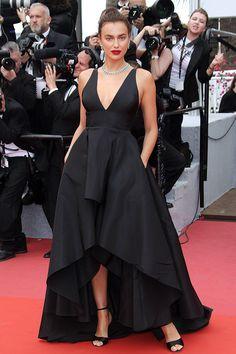 IRINA SHAYK at Cannes Film Festival, 2018