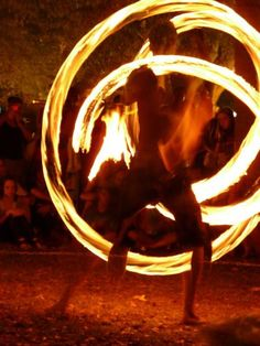 Fire Twirling at Mindil Beach Markets #darwin #mindilbeach #travel #markets