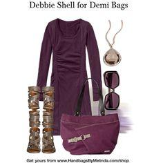 #Miche Debbie Shell for Demi Bags $39.95