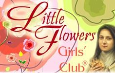 Great lesson plans for Little Flower Girls Club