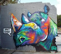 Günter Tauchner (Moderator) via the Street Art from the world community shared another Great piece by #OCD on Google+ ♥•♥•♥