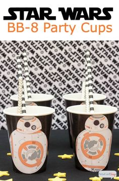 The quickest, easiest and best-of-the-best Star Wars party ideas all in one place - Star Wars party invitations, games, food, decorations, FREE printables and more! Now party planning doesn't have to be a chore!