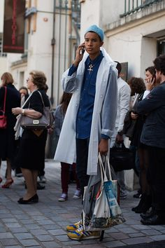 On the Street….Left Bank, Paris