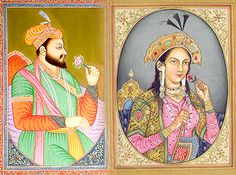 Shahjahan and Mumtaz Mahal: The mughal emperor built the monument of love, Taj Mahal, in the memory of his wife Mumtaz Mahal. Lovers