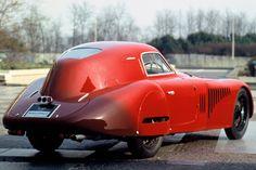 Alfa Romeo 8C 2900B Le Mans Special