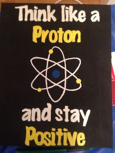 Chemistry quote canvas