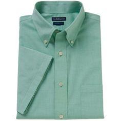 """2730130_Medium_Green%3Fwid%3D800%26hei%3D800%26op_sharpen%3D1 Best Deal """"Men's Apt. 9 ExtraSlim Solid Stretch Dress Shirt"""