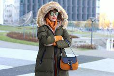 solar, puchowy płaszcz, stylizacja na zimę, stylistka poznan, tous, ciepła kurtka, Autumn Street Style, Cambridge Satchel, Autumn Fashion, Fall Winter, Bags, Handbags, Fall Fashion, Fall Street Styles, Bag