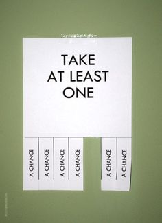 Take one or more