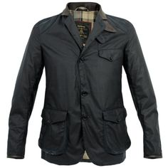 Barbour Dept B Commander Navy Jacket MWX0007NY92