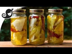 A recipe for Mauritian salad style pickle that is a very popular street food in Mauritius. For this recipe I used jicama, pineapple and mango.