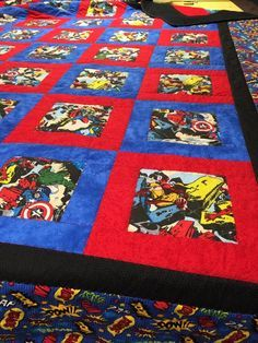 July 11 - Today's Featured Quilts - 24 Blocks