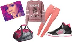 """""""sport style"""" by fabbie-ray on Polyvore"""