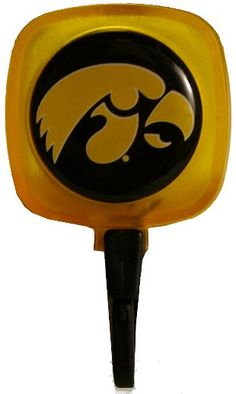 University of Iowa Retractable Badge Reel - Licensed University of Iowa Badge Reel