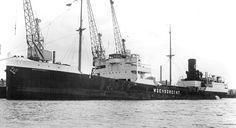 WOENSDRECHT Bouwjaar 1926, grt 4668 Manager Phs. van Ommeren's Scheepvaartbedrijf N.V., Rotterdam http://koopvaardij.blogspot.nl/2016/09/12-september-1942.html