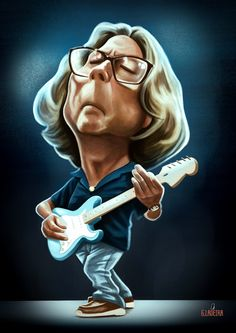 ERIC CLAPTON  '_____________________________ Reposted by Dr. Veronica Lee, DNP (Depew/Buffalo, NY, US)