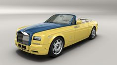 Drophead Coupé  in two tone,