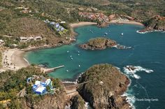 Costa Careyes Jalisco. México paradise place that just a few people know.