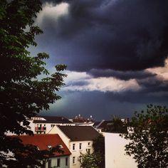 thunderstorm   leipzig