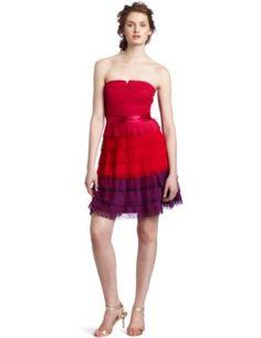 Amazon.com: maxandcleo Women's Natalie Strapless Dress: Clothing. So very #BlairWaldorf.