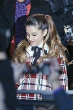 Ariana Grande in Amsterdam