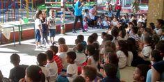 EMEI Nelson Mandela: 'Aqui quem traça o percurso é a criança'