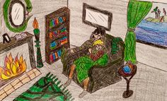 All Things Johnlock — Albus and scorpius cuddling in the Slytherin...