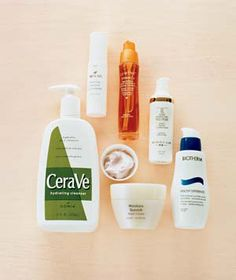 care for dry skin.