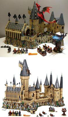 Harry Potter Video Games, Harry Potter Dolls, Harry Potter Quidditch, Lego Toys, Lego Lego, Lego Batman, Lego Ninjago, Legos, Lego Wall Art