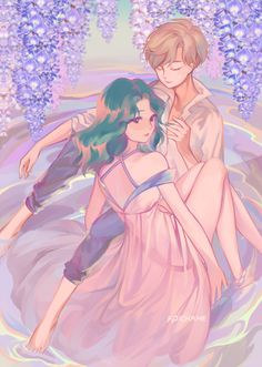 Watch Sailor Moon, Sailor Moon Girls, Sailor Moom, Sailor Moon Fan Art, Sailor Neptune, Sailor Uranus, Sailor Moon Crystal, Anime Girls, Anime Art Girl