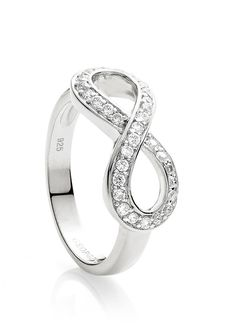 Infinity ring. Would love to renew our promise/vows.