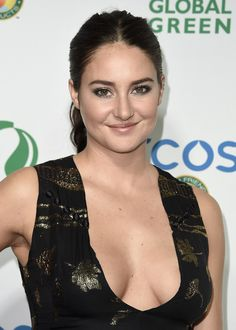 Shailene Woodley attends the 2016 Global Green Awards held at the Alexandria Ballroom in Los Angeles, California (3)